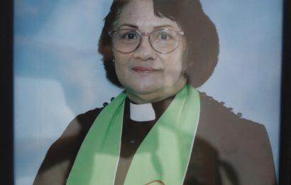 Ribuan Jemaat Hadiri Pemakaman Pendeta Neltje Ludji Djadi-Ga