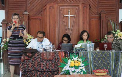 Majelis Sinode GMIT Siapkan SOP Bencana Alam dan Kemanusiaan
