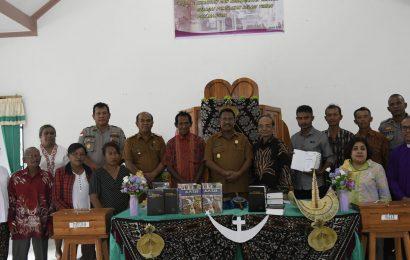 Lembaga Alkitab Indonesia Terbitkan Alkitab Bahasa Rote