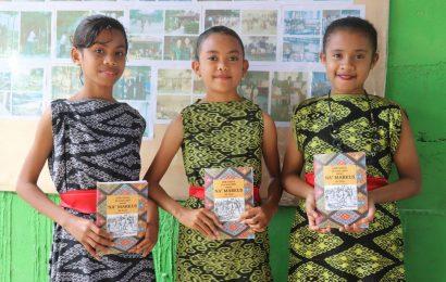 Unit Bahasa dan Budaya GMIT Luncurkan Injil Markus Bahasa Timor-Amanuban