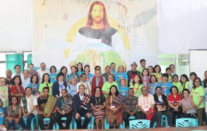 Yayasan Diakonia GPIB Adakan Bakti Sosial di Klasis Amfoang Selatan
