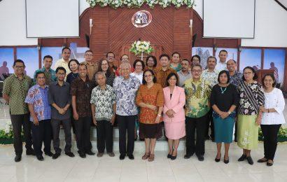 Percakapan Pastoral dan Ibadah Bersama Para Calon Sementara Majelis Sinode GMIT 2020-2023