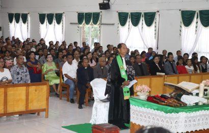 Majelis Sinode GMIT Pulihkan Jabatan Pelayanan Pendeta Lewi Pingga, M.Th.
