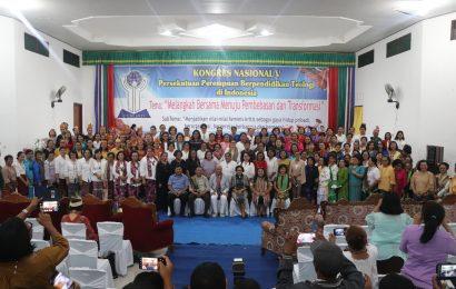 Peruati Adakan Kongres Nasional V di Naibonat-Kupang.