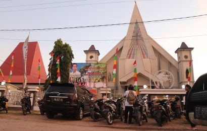 Menkumham Yasona Laoly: Belum Ada Konfirmasi Kehadiran Presiden Jokowi Pada Pembukaan Sidang PGI XVII di Waingapu
