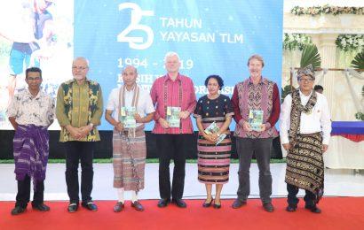 HUT ke-25 Yayasan TLM: Bukan Memperkaya Alat Pelayanan Gereja