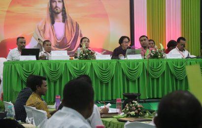 Hasil Pemilihan Badan Pembantu Pelayanan Sinode GMIT 2020-2023