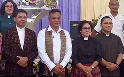 Merajut Kebersamaan Gereja dan Pemerintah di Persidangan Majelis Klasis Flores