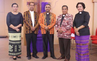 NTT Zona Hijau Covid-19, Majelis Sinode GMIT Himbau Jemaat Tetap Beribadah di Rumah