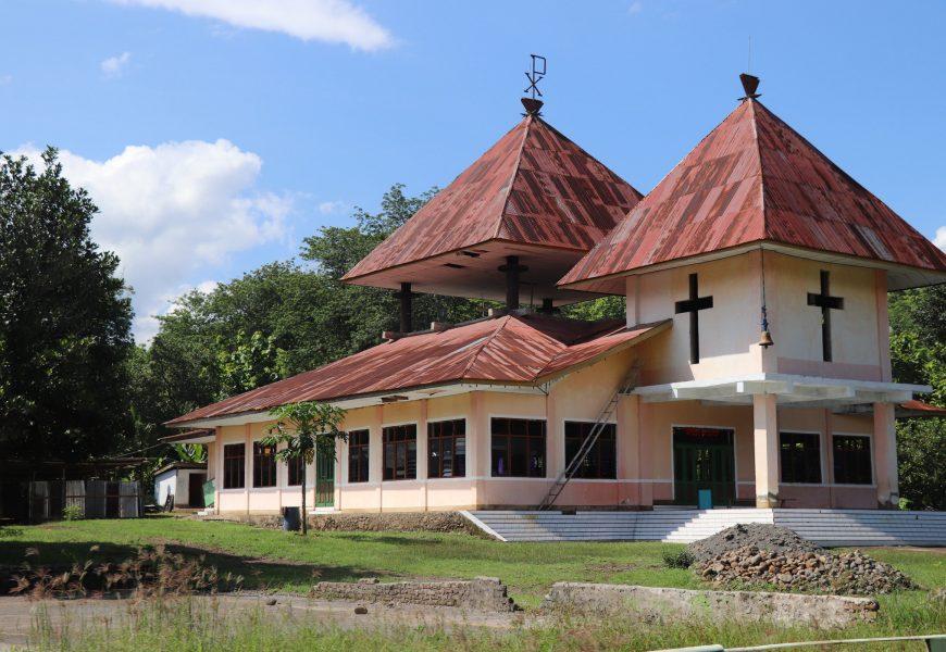GMIT Buka Aktivitas Ibadah di Gedung Gereja Mulai 14 Juni
