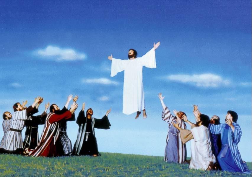 Liturgi dan Bahan Khotbah Hari Kenaikan Tuhan Yesus Dan Pentakosta