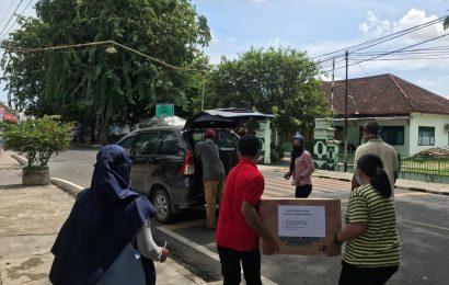 GMIT Baitani Sumbawa Dukung Tenaga Medis di RS Manambai Abdul Kadir