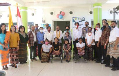 Akademi Pekerja Sosial Buka Unit Layanan Disabilitas Pertama di NTT