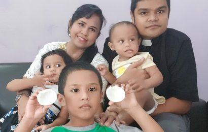 Kisah Pasutri Pendeta GMIT, Pasien Covid 19 di Batam