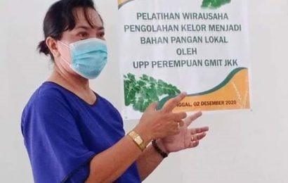 GMIT Kota Kupang Gelar Pelatihan Wirausaha Kelor