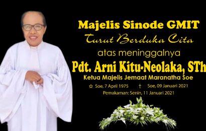 RIP: Pdt. Arni Kitu-Neolaka