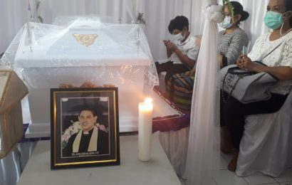 Rest in Peace Pdt. Junus Stefanus Boboy