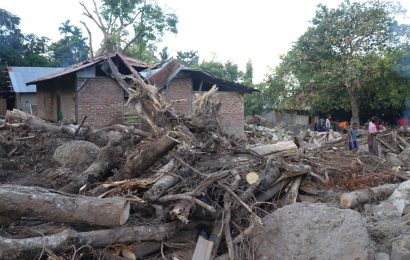 GMIT Synod Seroja Cyclone Response Team: Situation Report (Sitrep)#3; 12-13 April 2021