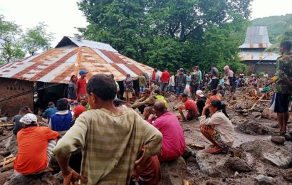 Tropical Cyclone Seroja Smashes into East Nusa Tenggara, Evangelical Christian Church of Timor Urges Government to Declare the Province a Disaster Zone