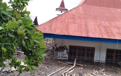 4 Orang Meninggal Dunia dan 112 Rumah Tersapu Longsor di Klasis Pantar Timur