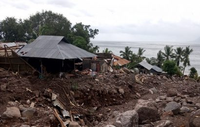 GMIT Synod Seroja Cyclone Response Team: Situation Report (Sitrep) #2; 11 April 2021