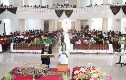 Pendeta Yetty Pello-Toelle Memasuki Masa Emeritasi