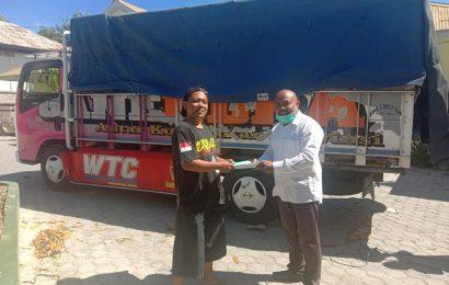 Bantuan Bencana Dari PGI dan GKPB Tiba di Posko GMIT