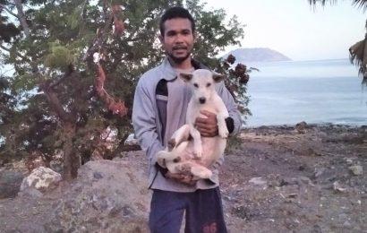 Seekor Anjing 'Selamatkan' Satu Keluarga Dari Bencana Seroja di Pulau Pantar