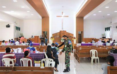 Dukung Target Herd Immunity, Klasis Kota Kupang Adakan Vaksinasi Covid-19