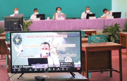 Persidangan ke-48: MS GMIT Apresiasi Kinerja Pelayanan Lingkup Jemaat, Klasis dan Sinode