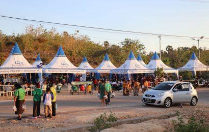Ciptakan Pasar Kuliner Jemaat, Pemkot Kupang Apresiasi Klasis Kota Kupang Timur