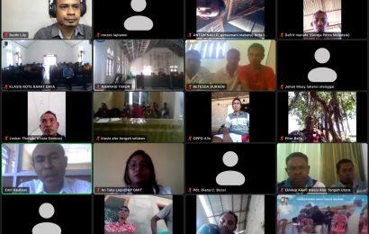 Bangun Pastori dan Gedung Gereja Tahan Bencana, GMIT Latih 200 Orang Tukang Bangunan